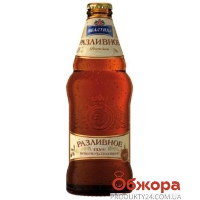 Пиво Балтика Разливное 0,44 л – ИМ «Обжора»