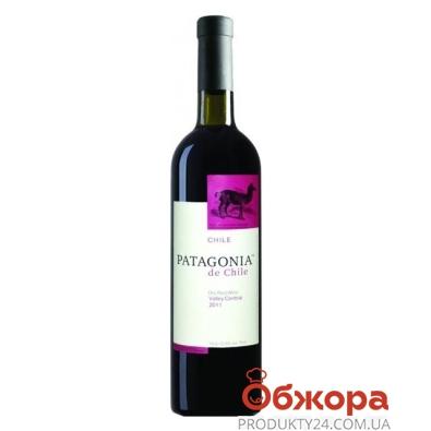 Вино Патагония (Patagonia) красное сухое 0,75 л – ИМ «Обжора»