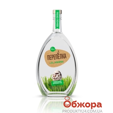 Водка Перепелка Классик на перепелиных яйцах 0,5 л – ИМ «Обжора»