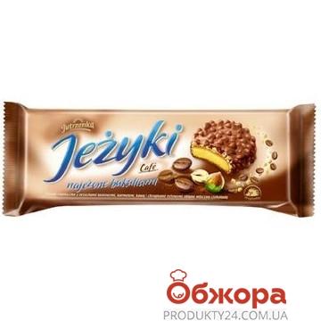 Печенье Ютженка Ежики Кофе 140 г – ИМ «Обжора»
