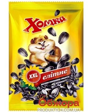 """Семечки подсолнечные Хомка """"Элитные"""" 100гр – ИМ «Обжора»"""