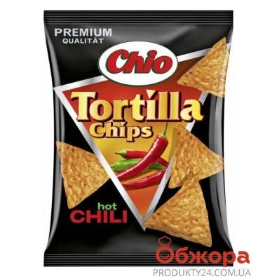 Чипсы Чио (Chio) Тортиллас кукурузные с перцем 125 г – ИМ «Обжора»