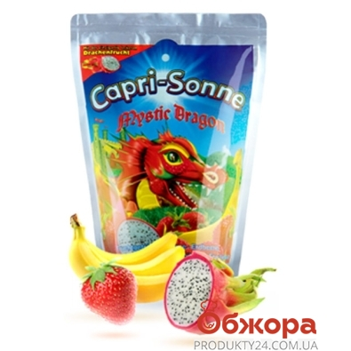 Сок Капри-Соне (CAPRI-SONNE)  Мистический Дракон 0,2 л. – ИМ «Обжора»