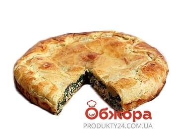 Пирог со шпинатом и брынзой – ИМ «Обжора»