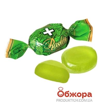 Конфеты Рошен (Roshen) Эвкалипт-ментол карамель вес. – ИМ «Обжора»