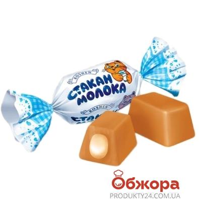 Конфеты Рошен (Roshen) Стакан молока весовые – ИМ «Обжора»