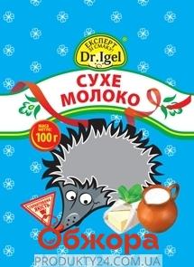 Сухое молоко Д-р Игель (Dr. Igel) 125 г. – ИМ «Обжора»