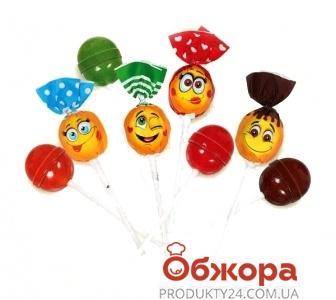 Конфеты Рошен (Roshen) Лоллипопс-коктейль весовые – ИМ «Обжора»
