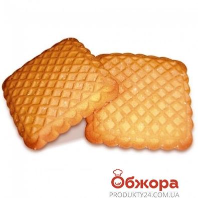 """Печенье АВК """"К чаю"""" с молоком вес – ИМ «Обжора»"""