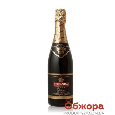 Шампанское Ореанда (OREANDA) красное п/сл 0,7 л – ИМ «Обжора»