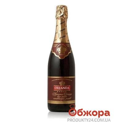 Шампанское Ореанда (OREANDA) розовое мускат п/сл 0,75 л – ИМ «Обжора»