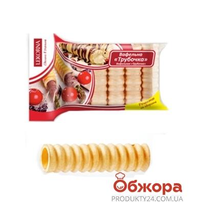 Вафельные изделия Лекорна (Lekorna) трубочки 40 г – ИМ «Обжора»