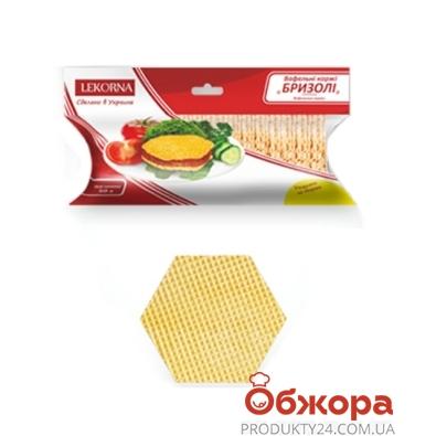 Вафельные изделия Лекорна (Lekorna) Лукошко коржи 50 г – ИМ «Обжора»