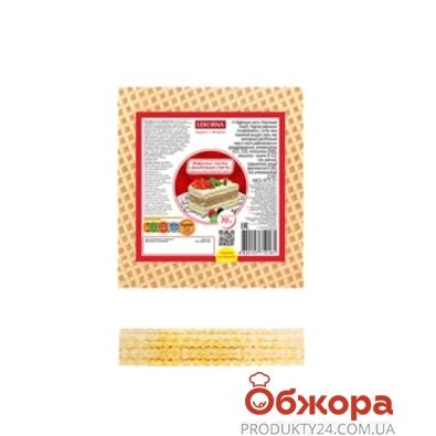 Вафельные изделия Лекорна листы Маленькая Семья 70 г – ИМ «Обжора»