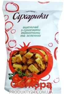 Сухари Булкин 100г томат/зелень – ИМ «Обжора»