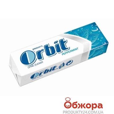 Жевательная резинка Орбит пеперминт (Германия) 7 пластинок – ИМ «Обжора»