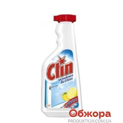 Жидкость Клин (CLIN) для стекол Цитрус 0,5 л. – ИМ «Обжора»