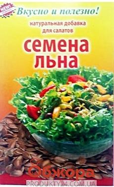 Семена льна Агросельпром 100г – ИМ «Обжора»