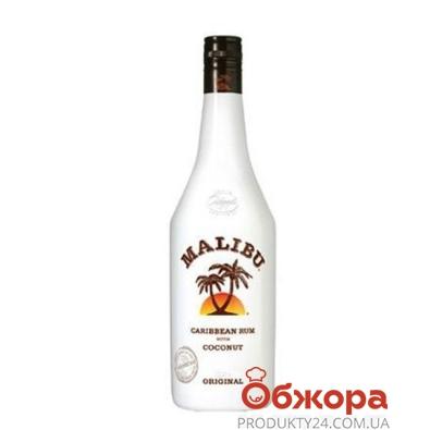 Ликер Малибу (Malibu) 0.75 л. 21% – ИМ «Обжора»
