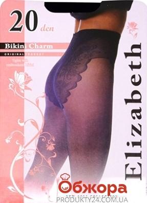 Колготки Элизабет (ELIZABETH) Bikini Charm 20 Nero 4 – ИМ «Обжора»