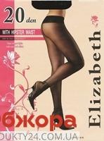 Колготки Элизабет (ELIZABETH) with H/W 20 Nero 4 – ИМ «Обжора»