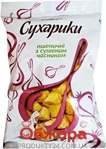 Сухари Булкин 100г чеснок – ИМ «Обжора»