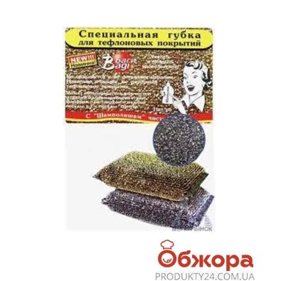 Губка-скребок Багги для тефлона – ИМ «Обжора»