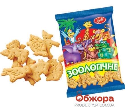 Печенье Одесса Люкс Зоологическое люкс 450 г – ИМ «Обжора»