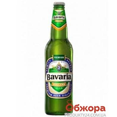 Пиво Бавария (Bavaria) Премиум Пилзнер светлое 0,5 л – ИМ «Обжора»