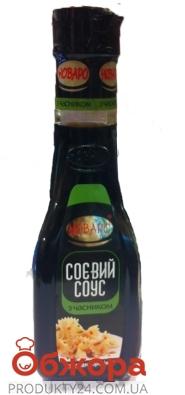 Соус Новаро соевый чесночный 200 г – ИМ «Обжора»