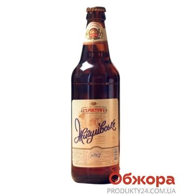 """Пиво Экспортное """"Жигулевское"""" 0,5л – ИМ «Обжора»"""