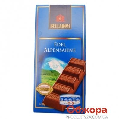 Шоколад Белларом (Bellarom) альп. молоко 200 г – ИМ «Обжора»