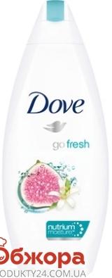 Крем-гель для душа Дав (Dove) Инжир и лепестки апельсина 250 мл – ИМ «Обжора»