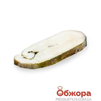 Рыба Зубатка стейк вес замороженная – ИМ «Обжора»
