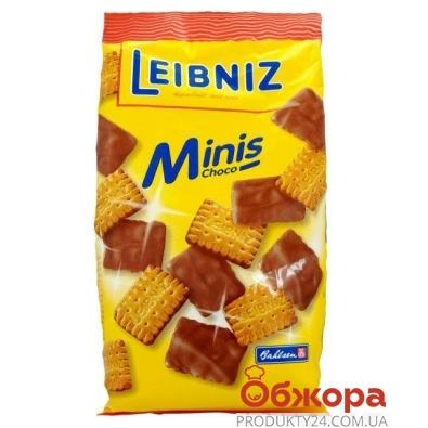 Печенье Лейбниц (Leibniz) Минис Чоко 100 г – ИМ «Обжора»