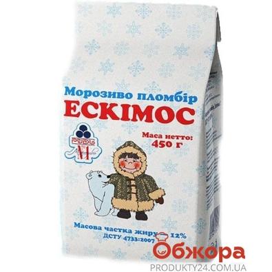 Мороженое Рудь Эскимос 450 г – ИМ «Обжора»