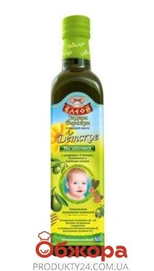 Оливковое масло EЛEON Extra Virgin органик 0,25 л – ИМ «Обжора»