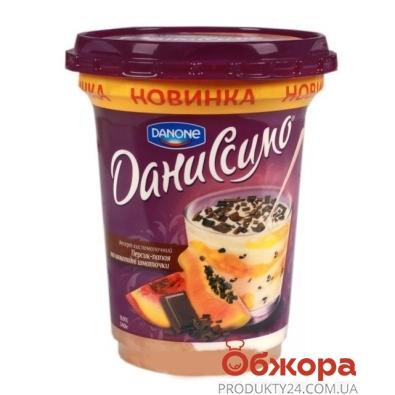 Десерт Даниссимо персик-папайя 9% 340 г – ИМ «Обжора»