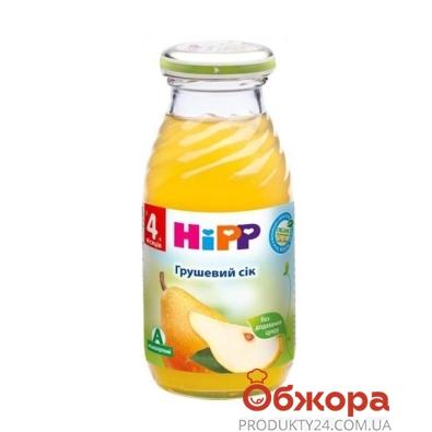 Сок  Хипп (Hipp) Груша 200 г – ИМ «Обжора»