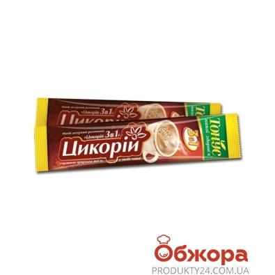 Напиток Тонус Цикорий 3 в 1 стик десерт – ИМ «Обжора»