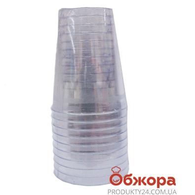 Рюмка Пластик 50 мл 10 шт – ИМ «Обжора»