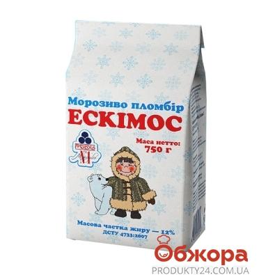 Мороз, Рудь 750г Ескімос – ІМ «Обжора»