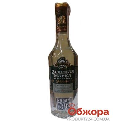 Водка Главспирттрест Кедровая 0,25 л – ИМ «Обжора»