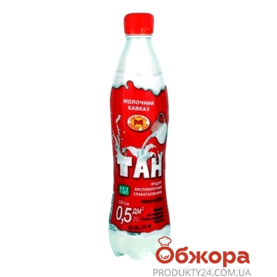 Тан кисломолочный 500 г – ИМ «Обжора»