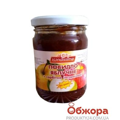 Повидло Кондиcсима (Kondissima) яблочное на сорбите 300 г – ИМ «Обжора»