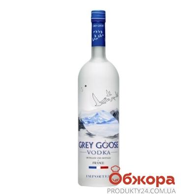Водка Серый Гусь (Grey Goose) 0,75л – ИМ «Обжора»