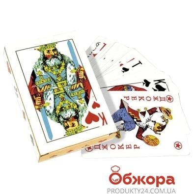 Игральные карты Украинское качество – ИМ «Обжора»