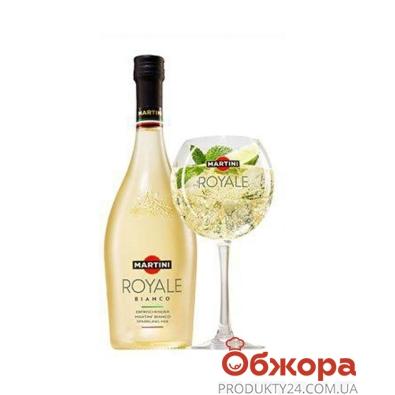 Коктейль Мартини (Martini) Рояль Бьянко 8% 0,75 л – ИМ «Обжора»