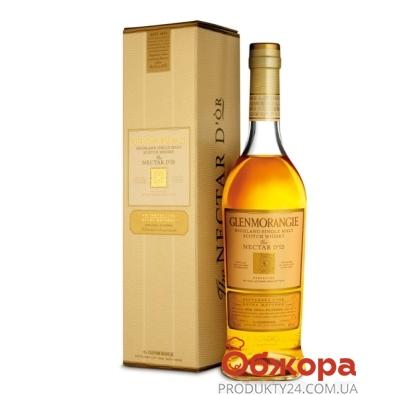 Виски Гленморанджи (Glenmorangie) Nectar 0.7 л – ИМ «Обжора»