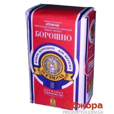 Мука Кулиндорово пшеничная в/с (ГЦ) 1 кг. – ИМ «Обжора»